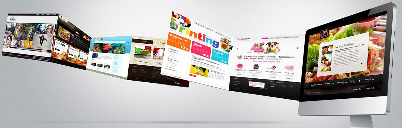 Website & CI Design
